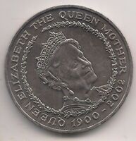 2002-£5 coin-QUEEN MOTHER.
