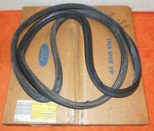 1984-1991 Ford F150 F250 F350 Truck NOS SLIDING REAR WINDOW WEATHERSTRIP SEAL