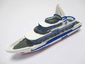 Ship Hamburg Hafenrundfahrt, 12 CM Polyresin Collector Model