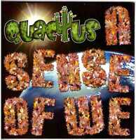 QUACTUS A Sense of We CD Top Obscure Jam Band ala Phish – Private Press
