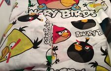 Angry Birds Bird Twin 3 pc. Bed Sheet Set Flat, Fitted And Pillowcase