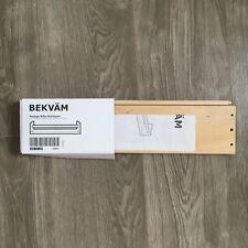 IKEA Bekvam Wall Mounted Spice Rack / Wooden Shelf - ONE SUPPLIED