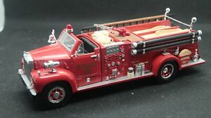 First Gear Collectible – 1960 FDNY B-Model Mack Pumper 42 1:34
