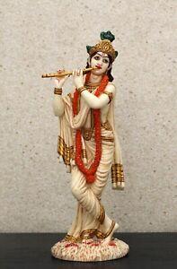 Lord Krishna Statue God Of Love Hindu Deity Gifts Hare Krishna Balagopala Govind
