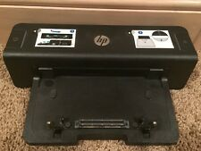 HP Docking Station HSTNN-I11X VB043AA with Power Supply