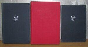 Job Lo of Eric Gill Books Incl Autobiography 1947 Essays 1947 & Last Essays 1943