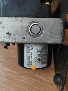 ABS pompe hydraulique Peugeot 206 207 Citroen C2 C3 référence 9659136980