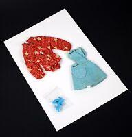 """Vintage COMPLETE Mattel 1972 Barbie """" MOD SPORT STAR #3353 """" Outfit"""