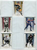 2006-07 Ultimate Collection  , Ultimate Base Card   #/699 , Wayne Gretzky ,  #27