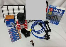 Tune Up Kit ( w/ NGK Wires & Filters) 1996-2002 Toyota 4runner / Tacoma 3.4L V6