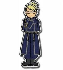 "Fullmetal Alchemist Brotherhood Riza Hawakye Patch 3"" x 1"" Officially Licensed"