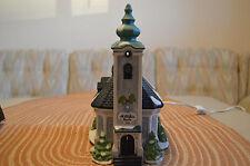 "Dept. 56 Heritage Coll. Alpine Village Series ""St. Nikolaus Kirche"" #56170"