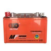 12V GEL Battery YTX9-BS for 2003 10 Suzuki ATV LTZ 400 LTZ400 250 QuadSport NEW