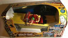 SEGA Crazy Taxi 49 MHz Remote Control Car (A)