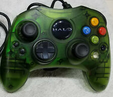New listing Original Microsoft Xbox Limited Edition Halo Controller Green S