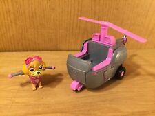 Paw Patrol Skye's High Flyin' Copter Vehicle & Action Pack Pup Skye Figure