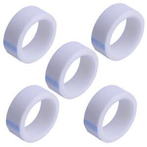 5 Rollen Klebeband Wimpernverlängerung Wimpern Transpore Lash extension Tape