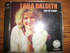 Laila Dalseth-One Of A Kind-2 Cd-2000 Gemini Records-OOP!