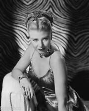 Ginger Rogers 8x10 Photo 002