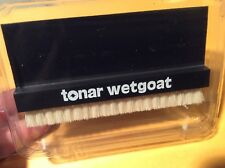 New: Tonar Wet Goat Hair Record Cleaning Brush