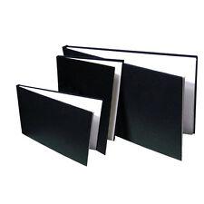 MTN Sketchbook HORIZONTAL A4 - BLACKBOOK - Montana Colors -