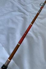 Calstar 196-7L 7Ft Custom Made ERIC SAKURAI Conventional Fishing Rod Made In USA
