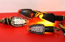 4X Mini LED Seitenblinker f. Yamaha FZR 750 R, FZS 1000 Fazer, FZS 600 Fazer TüV