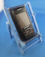 SAMSUNG SGH E250 KULT Handy Unlocked GSM Branding mit Akku Phone Rarität DEFEKT