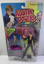 Austin Powers Vanessa Kensington Series 2 Action Figure 1999 New