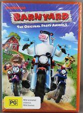 BARNYARD (DVD, 2006) BRAND NEW / SEALED