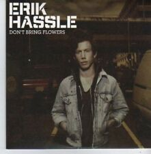 (AQ534) Erik Hassle, Don't Bring Flowers - DJ CD