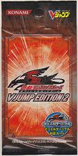 Yu-Gi-Oh V Jump Limited Edition 2 Sealed Pack Promo