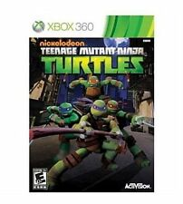Teenage Mutant Ninja Turtles - Xbox 360 VideoGames