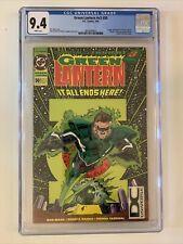 Green Lantern V3 50 - CGC 9.4 - 1st Kyle Rayner - DC Universe Edition