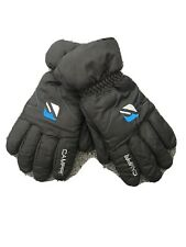 Black Campri Ski Gloves Medium