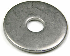 Stainless Fender Washer Extra Thick, 1/4 ID x 1-1/4 OD x .125 THK, Qty 25