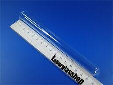 Reagenzgläser Reagenzglas 160x16 Mm mit Bördelrand stark