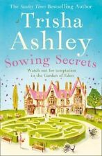 Sowing Secrets, Ashley, Trisha, Very Good condition, Book