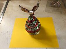Harley Davidson Chrome plated Musical Holiday Christmas Tree Decorations 2000