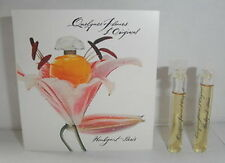 Quelques Fleurs Houbigant L' Original EDP sample vial x 2