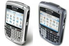BlackBerry 8700 Phone (AT&T) SILVER