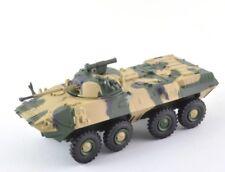 "Eaglemoss Military Vehicle Russian amphibious armored scout car BTR 90 3.93"""