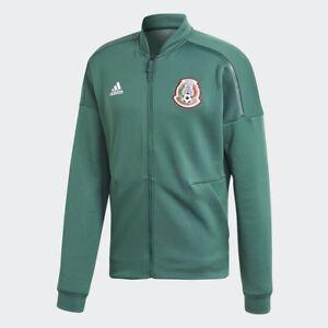 ADIDAS MEXICO Z.N.E. ZNE KNIT ANTHEM JACKET FIFA WORLD CUP 2018.