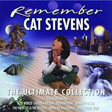 CAT STEVENS      -      REMEMBER : THE ULTIMATE COLLECTION     -       NEW CD