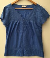 Ladies CC Blue Top 12 <NZ389