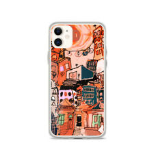 iPhone Case, Hot City Orange, iPhone 11 to iPhone 6, All Models