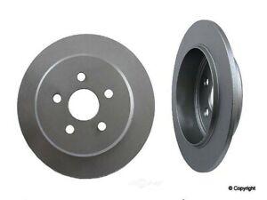 Disc Brake Rotor-Meyle Rear WD Express 405 10014 500