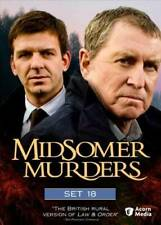 Midsomer Murders: Set 18 (Small Mercies / The Creeper / The Great a - VERY GOOD