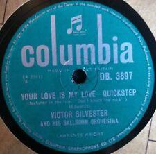 Love Easy Listening 78 RPM Records