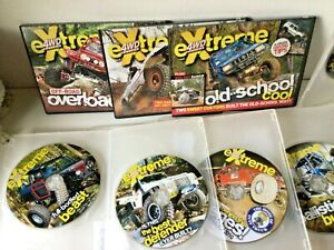 4WD Action eXtreme DISC 1-11